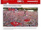 CNN'DEN SKANDAL FOTOĞRAF SEÇİMİ