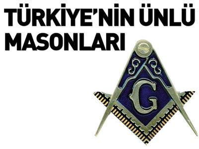 ÜNLÜ TÜRK MASONLAR