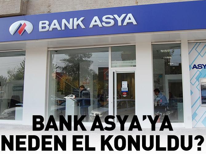 BDDK'DAN BANK ASYA KARARI