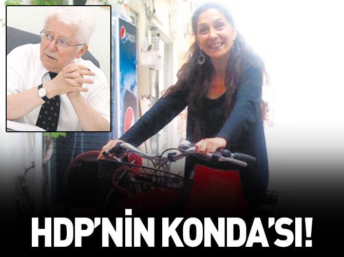 HDP'YE KONDA