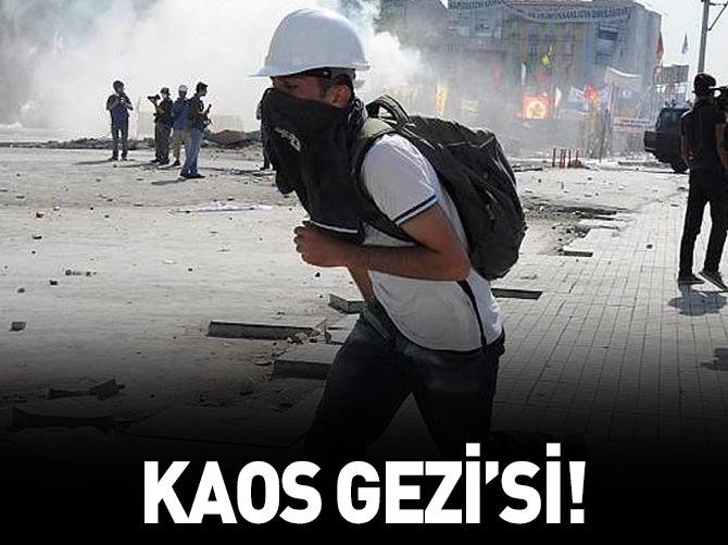 KAOS 'GEZİ'YOR