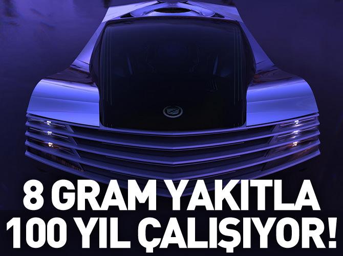100 YIL ÇALIŞABİLEN OTOMOBİL!