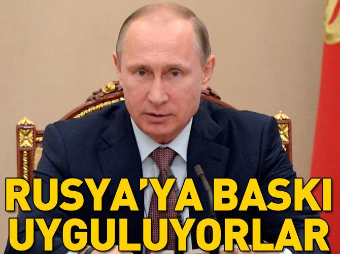 'BAĞIMSIZ POLİTİKAMIZ' OLDUĞU İÇİN BASKI UYGULANIYOR