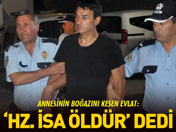 SEN DECCAL'SİN DEDİ ANNESİNİ ÖLDÜRDÜ!
