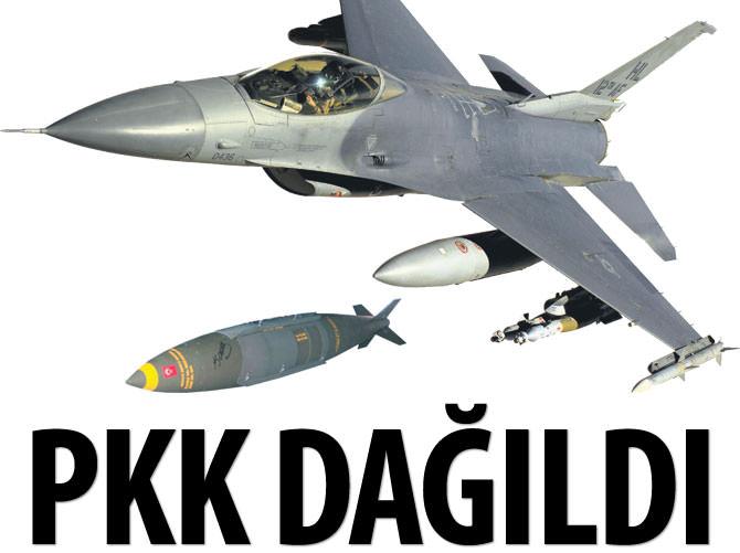 PKK DAĞILDI!