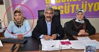 HDP'Lİ EŞ BAŞKAN TUTUKLANDI
