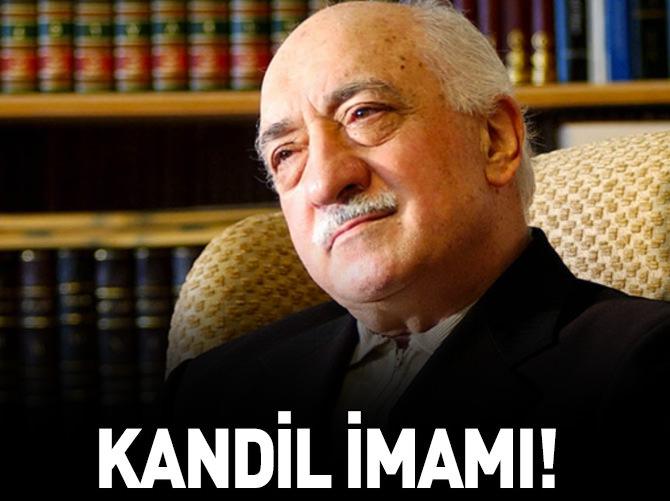 KANDİL İMAMI İŞBAŞINDA!