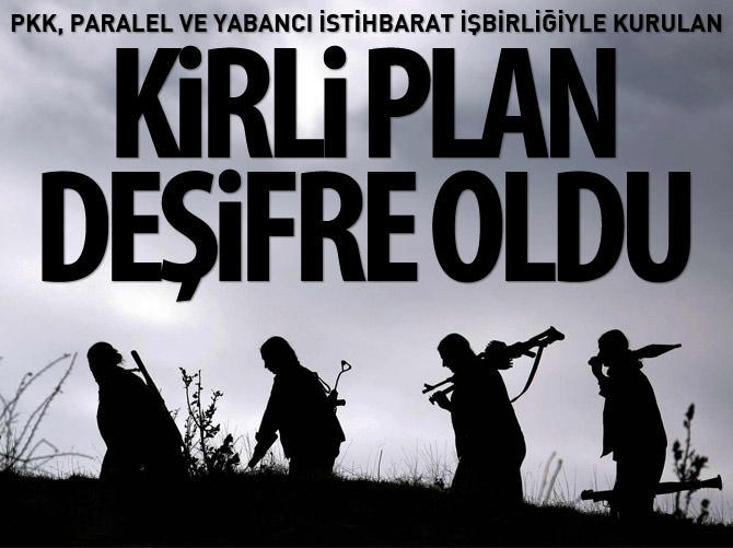 PKK'NIN ASIL AMACI DEŞİFRE OLDU