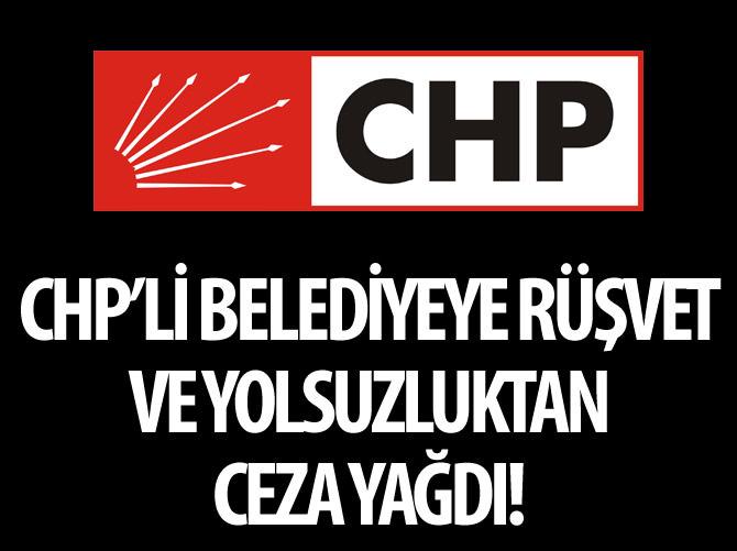 CHP'NİN HIRSIZLIĞI TESCİLLENDİ