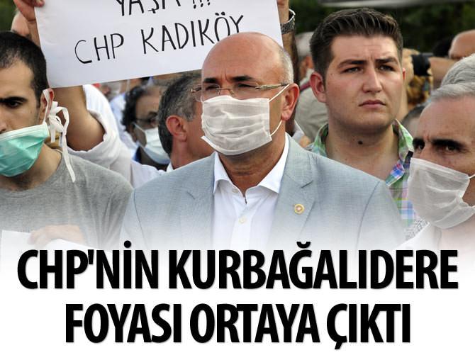 CHP'NİN 'KURBAĞALIDERE' FOYASI ORTAYA ÇIKTI
