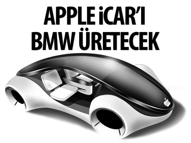 APPLE'IN ELEKTRİKLİSİ İCAR'I BMW ÜRETECEK