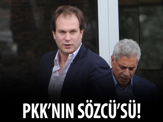 PKK'NIN SÖZCÜ'SÜ