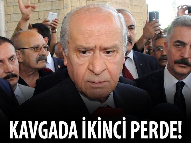 'ŞEREFSİZ'DE İKİNCİ PERDE!