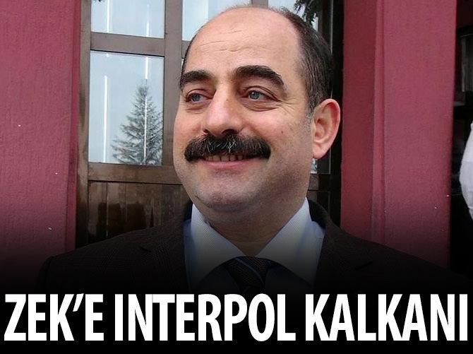 SAVCILARA İNTERPOL KALKANI