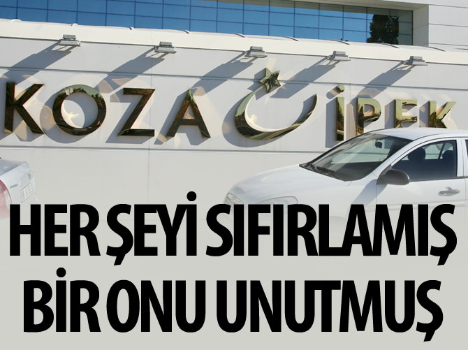 HERŞEYİ SIFIRLAMIŞ BİR ONU UNUTMUŞ!