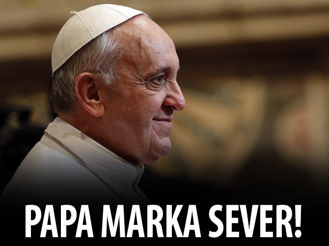 PAPA MARKA SEVER!