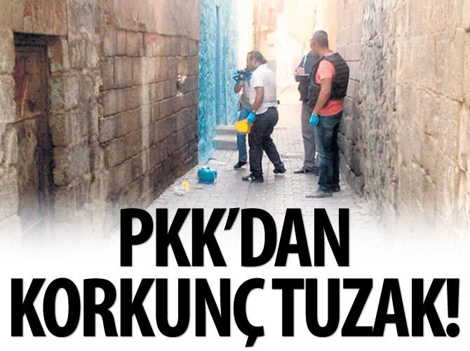 PKK'DAN KORKUNÇ TUZAK! İLK DEFA GÖRÜLDÜ