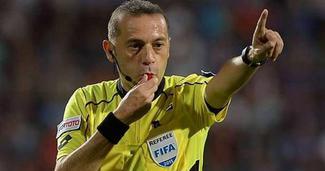 EURO 2016'DA FİNAL CÜNEYT ÇAKIR'IN