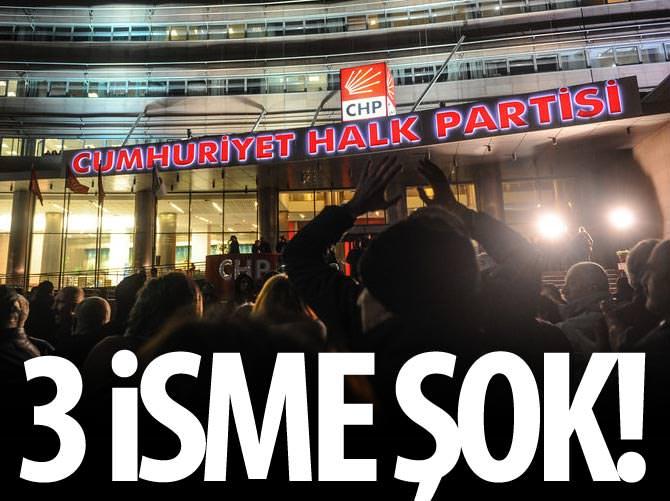 CHP'DE MUHALEFETİN 'OLAĞANÜSTÜ' HESABI TUTMADI!