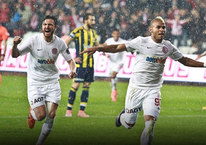 Fenerbahçe'nin serisi Antalya'da son buldu!