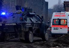 Sur'da terör saldırısı: 2 şehit
