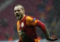 Wesley Sneijder'de Çinlilerin listesinde