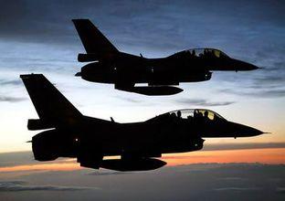 TSK'dan Kuzey Irak'a ikinci hava operasyonu
