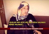 Türkmen annenin feryadı!