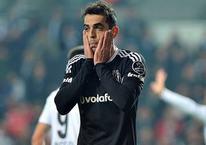 Beşiktaş'ta şok sakatlık, sezonu kapattı