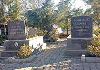 Belediye mezarlığında sözde PKK şehitliği