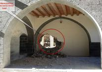 PKK, Sur'da tarihi mekanları harabeye çevirdi!