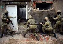 Şırnak'ta 4 teröristin öldürüldüğü operasyon anı!