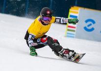 Dünya Kupası Snowboard Yarışması finali Erciyes'te