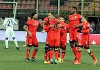 Galatasaray kupada avantaj elde etti