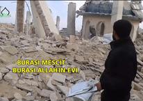 Rusya, camii ve okulları vurdu