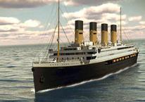 Titanic yeniden geliyor
