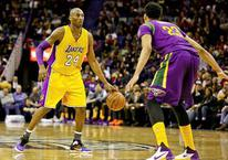 Kobe son kez All-Star'da