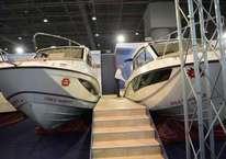 Fuarda 48 ay taksitle tekne
