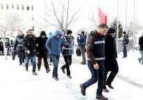 Erzurum'da 16 polis hakkındaki iddianame kabul edildi