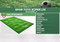 Galatasaray'da Podolski sürprizi yaşanıyor