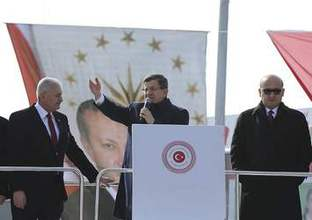 Davutoğlu: Bu toprak bize kolay emanet edilmedi!