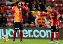 Sneijder'den büyük tepki!