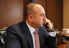 Çavuşoğlu, İngiliz mevkidaşı ile telefonda görüştü