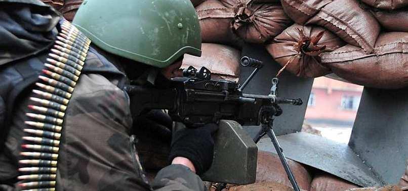 İDİL'DE 13 PKK'LI ÖLDÜRÜLDÜ