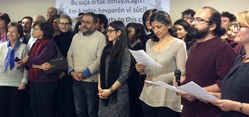 PKK SEVER AKADEMİSYENLERDEN AÇIKLAMA
