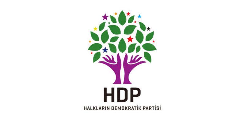 HDP DE TAKSİM SALDIRISINI LANETLEDİ