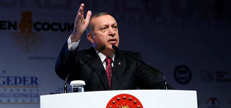 'MİLLETİME YENİ BİR SEFERBERLİK ÇAĞRISI YAPIYORUM'