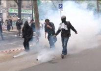 Fransa sokakları karıştı!