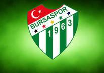 Bursaspor'a icra şoku!
