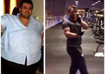 Mucizevi değişim: Tam 217 kilo verdi